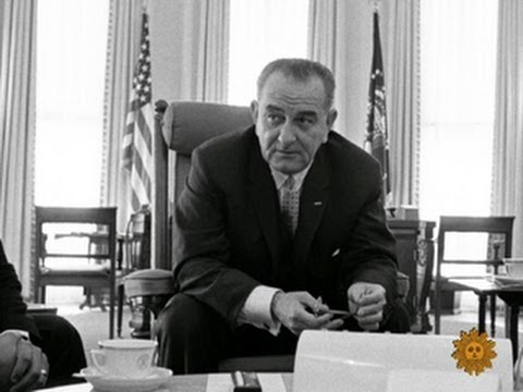 In search of the real Lyndon Baines Johnson