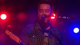 """David Cook - """"Declaration"""" and """"Laying Me Low"""" (Live in San Diego 8-31-17)"""