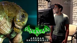 Batman: Arkham Underworld - The Voice of Killer Croc