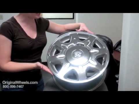Seville Rims & Seville Wheels - Video of Cadillac Factory, Original, OEM, stock new & used rim Co.