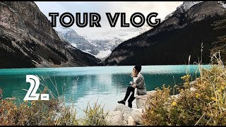 TOUR VLOG - WEEK TWO