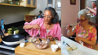 Leave It To Carla Hall To Throw A Bi-coastal Dinner Party | Sponsored By Samsung
