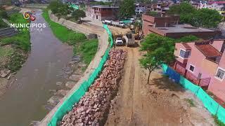 TV MUNICIPIOS – GIRÓN – SANTANDER CUENTA CON MALECONES QUE PROTEGEN LAS ZONAS DE POSIBLES DESASTRES