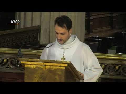 Messe du 6 octobre 2019