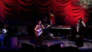 Swan Dive - Ani DiFranco (Forum, London, 29/10/2008)