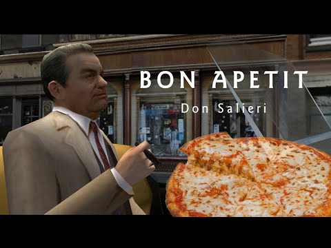 BON APETIT DON SALIERI - MAFIA: THE CITY OF LOST HEAVEN | #16  | CZ/SK