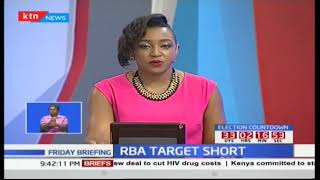 RBA target short: Benefit authority short by 10 percent