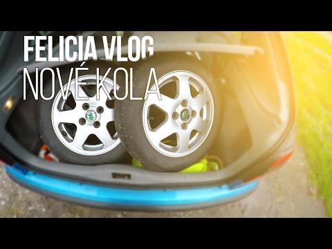Felicia vlog 003 | Nové kola [CZ/1440p/60FPS]