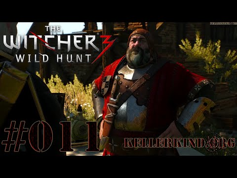 The Witcher 3 [HD|60FPS] #011 Der Blutige Baron ★ Let's Play The Witcher 3