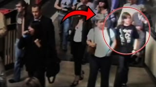 LA MISTERIOSA DESAPARICIÓN DE ANDREW: VIDEO REAL