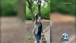 Central Park: White Woman IDed As Amy Cooper In NYC Calls Police On Black Man Over Dog Leash   ABC7