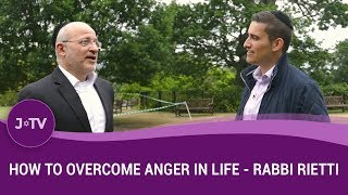 WATCH: How to overcome anger in life...