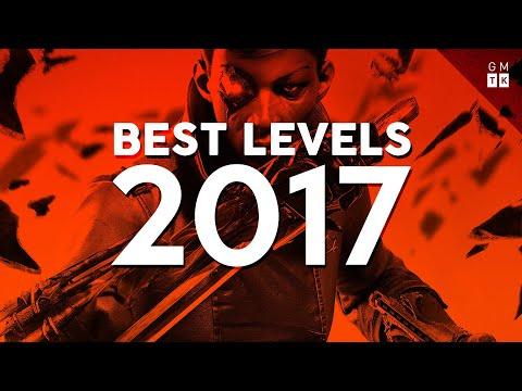 5 skvělých levelů roku 2017