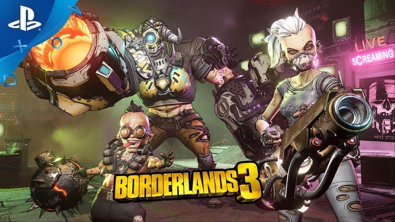 Llega el fin de semana gratuito de Borderlands 3
