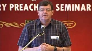 EPS 2011 Lecture 1 of 4 : David Cook - Preaching Historic Narrative (Book of Acts)