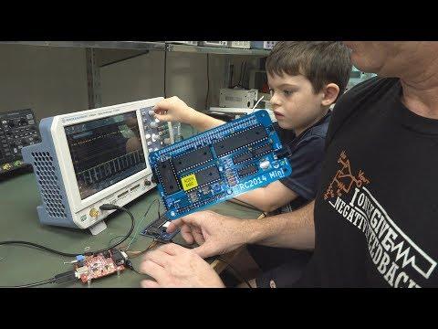 EEVblog #1205 - RC2014 Z80 Computer Kit Build