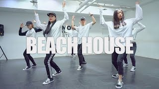 The Chainsmokers - Beach House / Hojuneed Choreography
