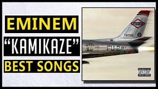 """BEST Eminem Songs On """"Kamikaze"""""""