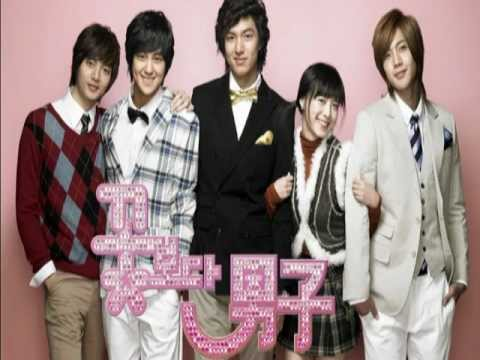Boys Over Flowers OST - Ashily - Lucky (꽃보다 남자)