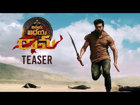 Vinaya Vidheya Rama - Movie Trailer Image