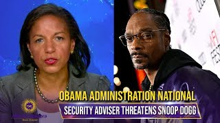 Fmr National Security Adviser Susan Rice Threatens Snoop Dogg's Life On Twitter