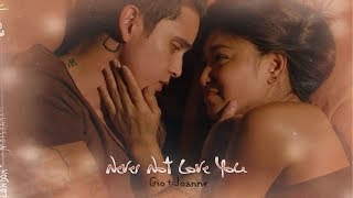 Gio x Joanne | Never Not Love You | FMV