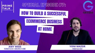 Build a Successful Amazon Business at Home by Amy Wees