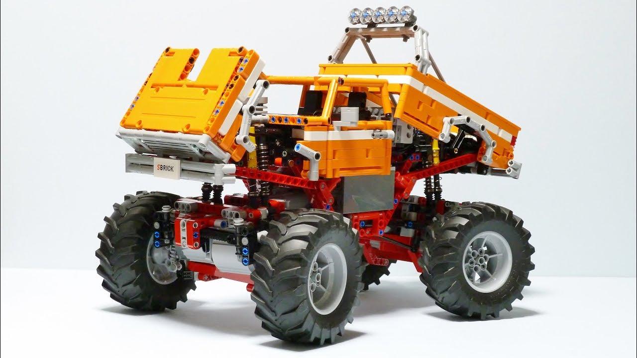 LEGO Technic Vintage Monster Truck