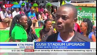 Kisii county to upgrade the Gusii stadium