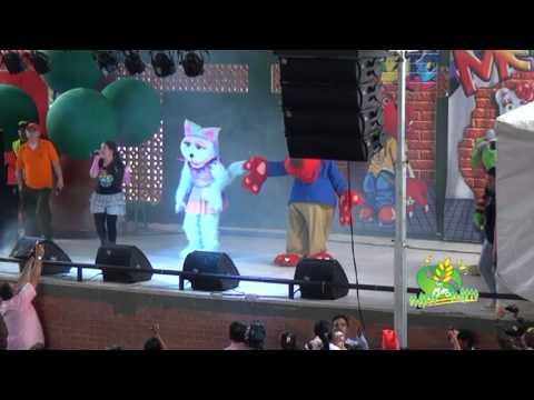 CONCIERTO SHOW CLUB 10 CARACOL EN EL ESPINAL 2013