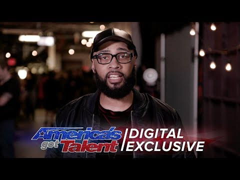Elimination Interview: Eric Jones Recalls His Life-Changing AGT Journey - America's Got Talent 2017 (видео)