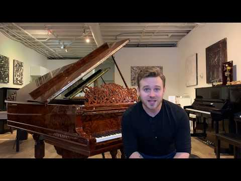 How to Get Your First Piano