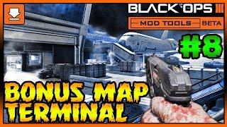 """""""TERMINAL"""" [BETA] Dark Remake! ☆ Black Ops 3 Bonus Map/Mod"""
