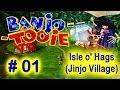 Mr Detonado: Banjo tooie Parte 1 : : Isle O 39 Hags jin
