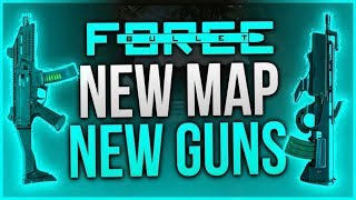New Map and 2 New Guns!