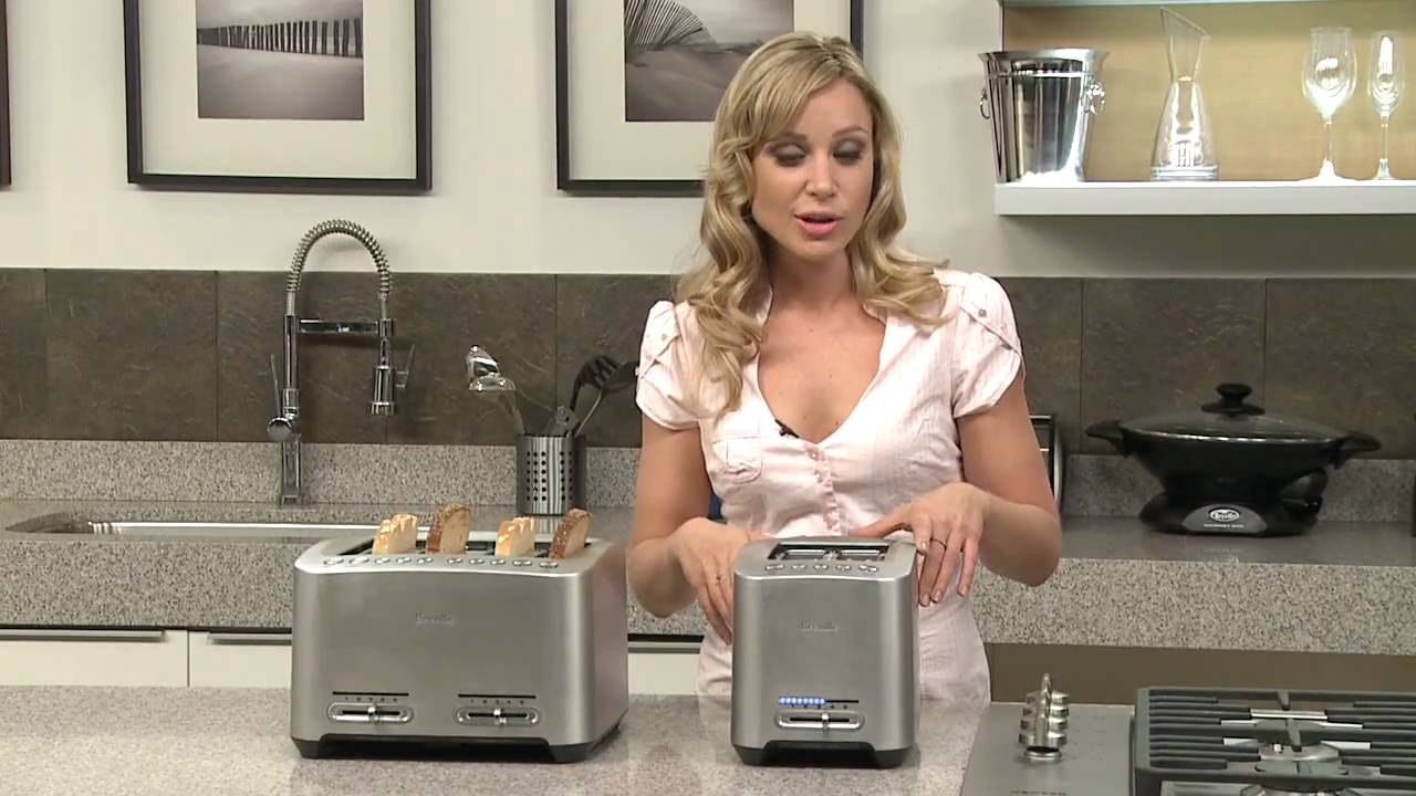 Tips & Tricks: Die-Cast 4 Slice Smart Toaster