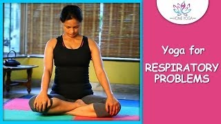 Ujjayi Pranayama || Ocean Breath || Yoga For Respiratory Problems - Download this Video in MP3, M4A, WEBM, MP4, 3GP