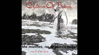 Children Of Bodom - Dead Man's Hand On You sub ESP