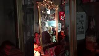 The Conjuring Mirror! Direct from the Warren's Occult Museum