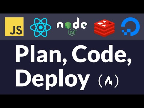 Plan, Code, and Deploy a Startup in 2 Hours [Full Stack JavaScript Tutorial]