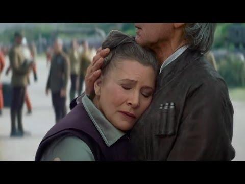 Star Wars: Disney estudia el futuro de los episodios VII y IX sin Carrie Fisher