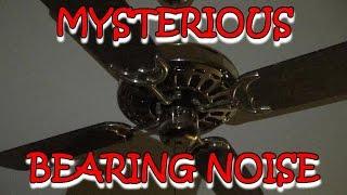 Archive Video: Mysterious Ceiling Fan Noise