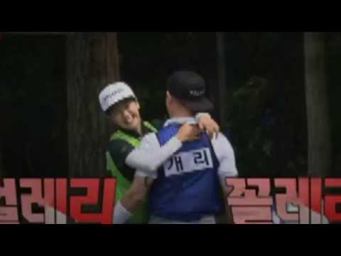Running Man Monday Couple - Song ji hyo & Kang Gary - Ep 262