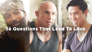 3 Buff Men Share Their Feelings With Each Other