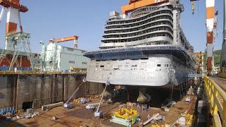 Cruise Gemisi Üretimi