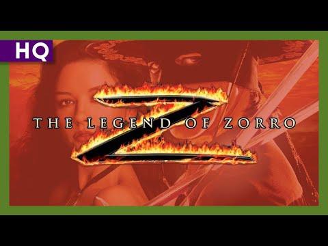 Video trailer för The Legend of Zorro (2005) Trailer