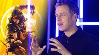 Inside The Game Awards: The Mortal Kombat Reveal