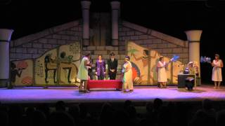 Potiphar scene - Joseph and the Amazing Technicolor Dreamcoat - HD
