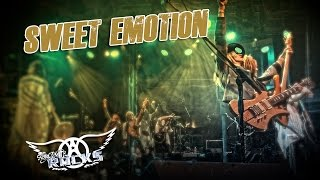 Sweet Emotion  Live From Harefest 6   via YouTube