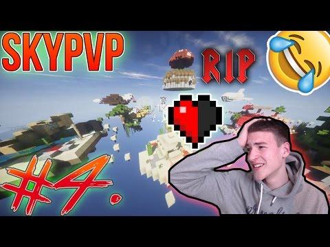 LegendaryMC ► SkyPvP #4.   KÉT HACKER LEGJOBB BARÁT!!! xD letöltés